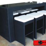 Rattan 7piece Bar Set-56