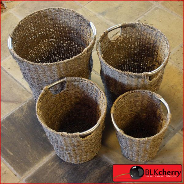 Grass weave Bin-312