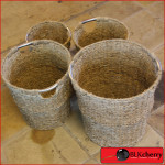 Grass weave Bin-314