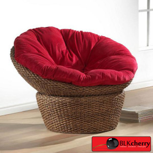 Wicker Round Relax Sofa-299